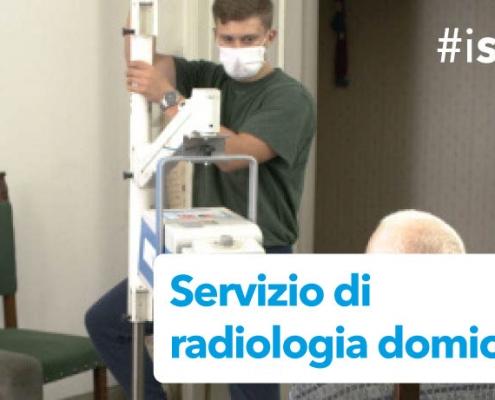 servizio radiografia domiciliare sandonato medica